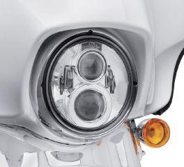 Harley-Davidson® 7 in. Daymaker™ Projector LED Headlamp - Chrome 67700264