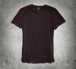 Men's Moto-Inspired Knit Shirt