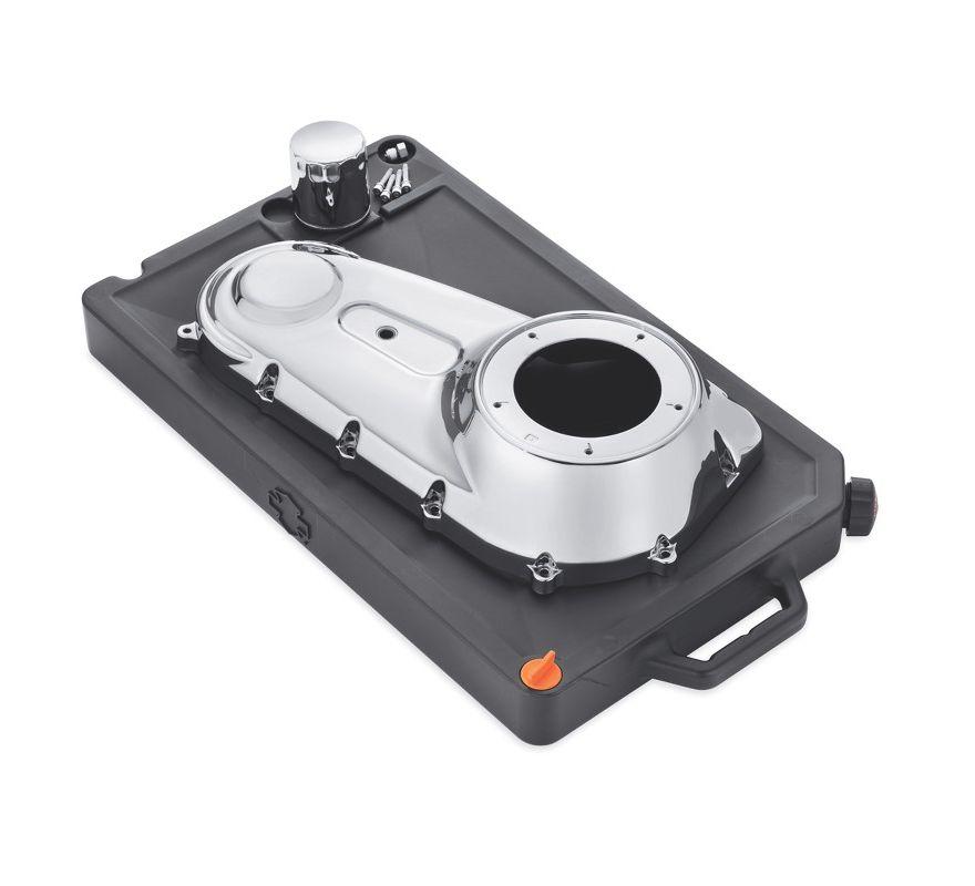 63795 10 Harley Davidson 174 Low Profile Oil Drain Pan