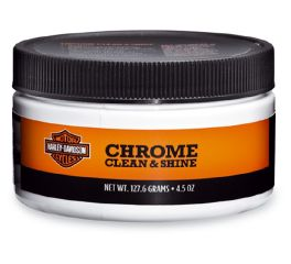 Harley-Davidson® Chrome Clean & Shine 93600082
