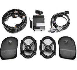 Harley-Davidson® CVO Saddlebag Speaker Expansion Kit 76000275