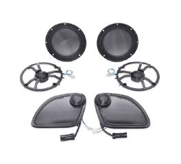"Harley-Davidson® Boom! Audio Stage II 6.5"" Road Glide Fairing Speakers 76000594A"
