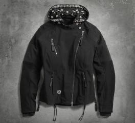Harley-Davidson® Women's Westerlie Windproof Riding Jacket 97146-17VW