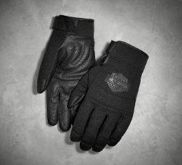 Harley-Davidson® Men's Cavalier Mesh Gloves 98350-17VM