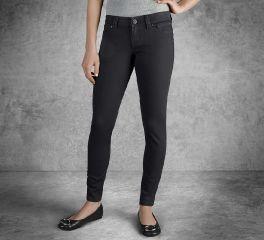 Harley-Davidson® Women's Skinny Low-Rise Jeans 99135-17VW