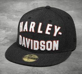 Harley-Davidson® Men's Chain Stitch 59FIFTY Cap 99461-17VM