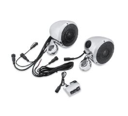 Harley-Davidson® Boom! Audio Bluetooth Cruiser Amp and Speaker Kit 76000635