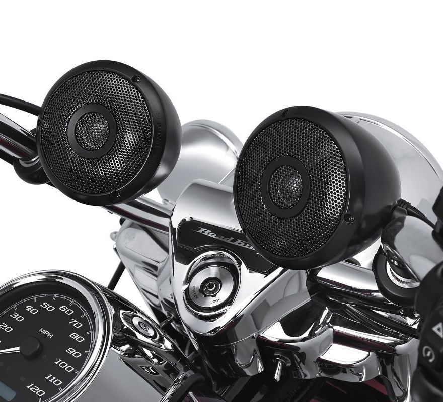 Harley-Davidson® Boom! Audio Bluetooth Cruiser Amp and Speaker Kit