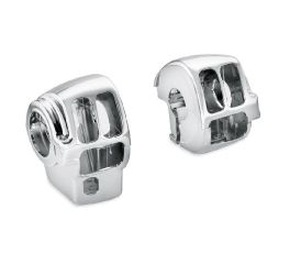 Harley-Davidson® Chrome Switch Housing Kit 71500442