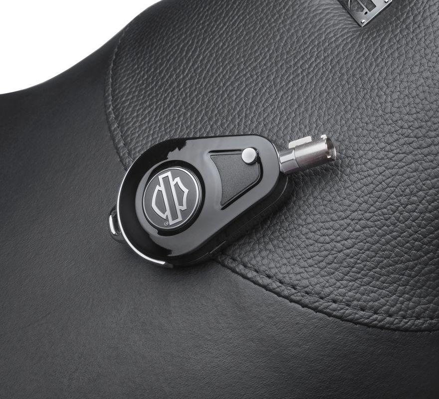 90300118 Harley Davidson 174 Integrated Security Amp Locking