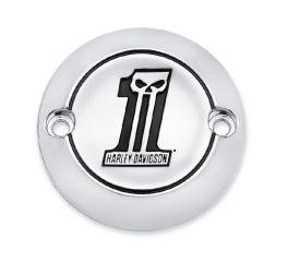 Harley-Davidson® Number One Skull Timer Cover 25600065