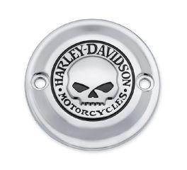 Harley-Davidson® Willie G. Skull Timer Cover 25600066
