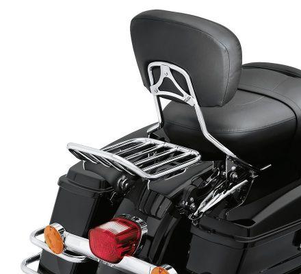 Harley-Davidson® Detachable 2-Up Luggage Rack 54215-09