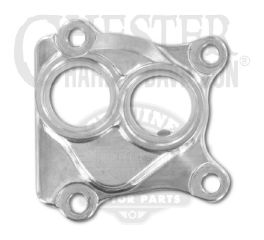Rear Polished Tappet Cover
