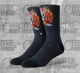 Harley-Davidson® Night Eagle Socks