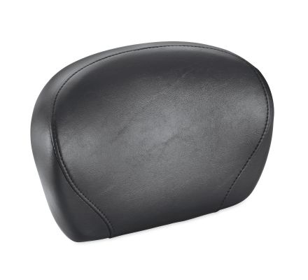 Smooth Bucket Low Passenger Backrest Pad, Harley-Davidson® 51132-98
