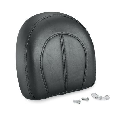 Tall Passenger Backrest Pad for Softail One-Piece Upright- Softail Deluxe Pattern, Harley-Davidson® 51587-05