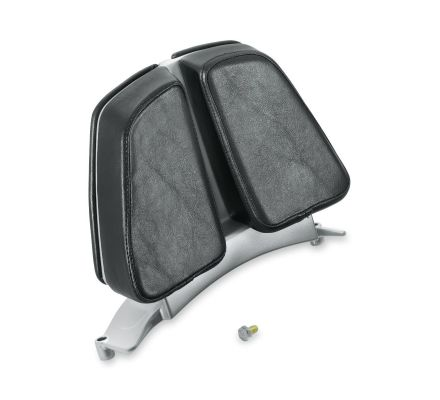 Harley-Davidson® Cast Upright and Backrest Pad 51600-09