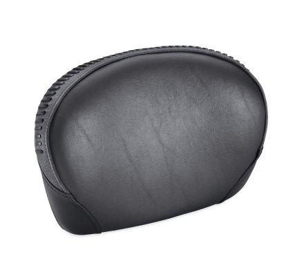 Medium Low Touring Passenger Backrest Pad with Fat Boy Styling, Harley-Davidson® 51622-07