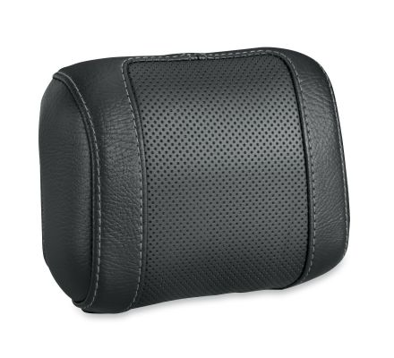 Grey Stitch Passenger Backrest Pad, Harley-Davidson® 52300013