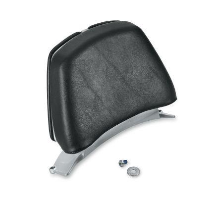 Cast Upright and Backrest Pad, Harley-Davidson® 52300016