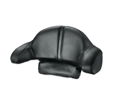 Harley-Davidson® King Tour-Pak Backrest Pad - Road Zeppelin Styling 52335-97A
