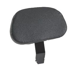 Road King Classic Style Adjustable Rider Backrest