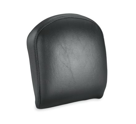 Smooth & Top Stitched Medium Low Backrest Pad, Harley-Davidson® 52626-04