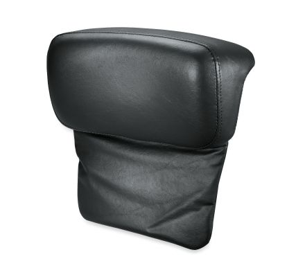 Smooth Chopped Tour-Pak Backrest Pad, Harley-Davidson® 52898-98A