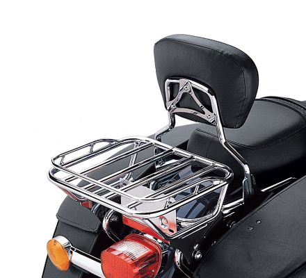 Harley-Davidson® H-D Detachables Two-Up Luggage Rack 53743-97