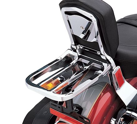 Four Bar Chrome Sport Luggage Rack, Harley-Davidson® 53899-02
