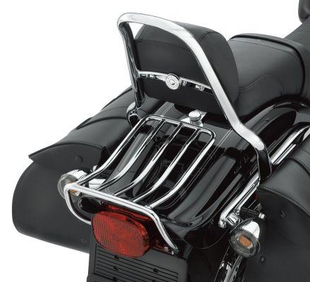 Harley-Davidson® Chrome Bobtail Fender Rack 53979-07A