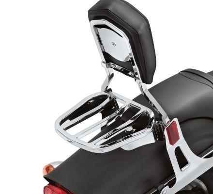 5-Bar Tapered Sport Luggage Rack, Harley-Davidson® 53982-08
