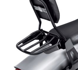 Custom Tapered Sport Luggage Rack- Gloss Black