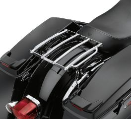 H-D Detachables Solo Luggage Rack