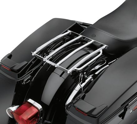 H-D Detachables Solo Luggage Rack, Harley-Davidson® 54213-09A