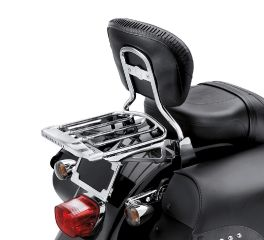 Air Wing Two-Up Chrome Luggage Rack