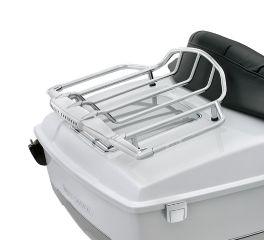 Air Wing Tour-Pak Chrome Luggage Rack