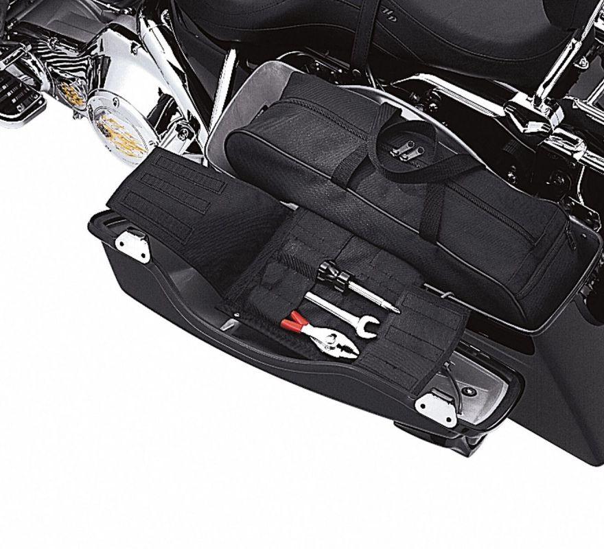 53579 01 Harley Davidson 174 Saddlebag Tool Tether