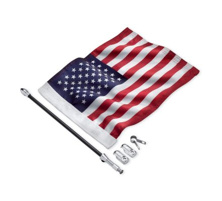 Premium American Flag Kit, Harley-Davidson® 61400074