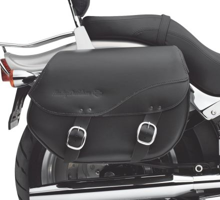 Harley-Davidson® H-D Detachables Leather Saddlebags - Smooth 88238-07
