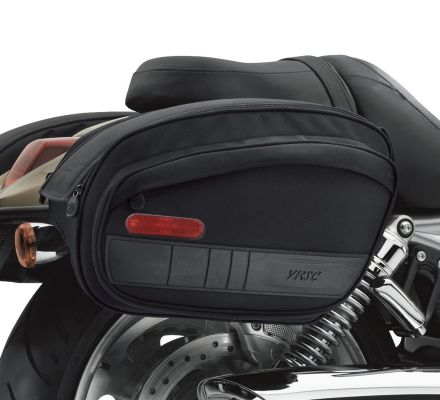 Harley-Davidson® VRSC Sport Saddlebags 91136-07A