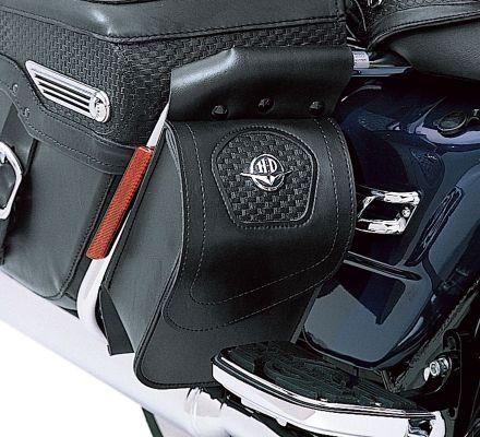 Harley-Davidson® Road King Classic Saddlebag Guard Bag 91220-98