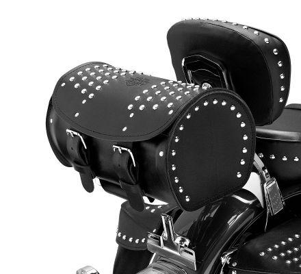 Heritage Softail Leather Touring Bag, Harley-Davidson® 98864-97