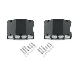 Harley-Davidson® Burst Rocker Box Covers 25700251