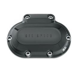 Harley-Davidson® Gloss Black Transmission Side Cover 37193-11