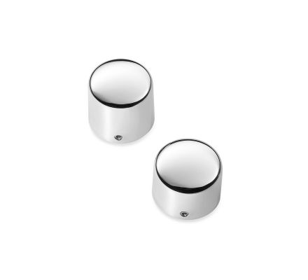 Harley-Davidson® Rear Axle Nut Covers 43132-08