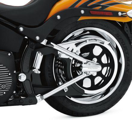 Harley-Davidson® Chrome Swingarm 48607-06