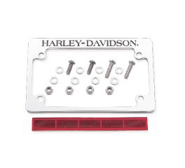 H-D License Plate Frame
