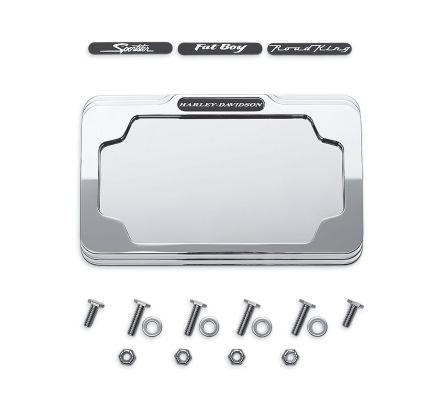 Harley-Davidson® Billet License Plate Frame 60060-04